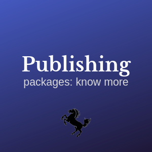 Publishing Packages self-publishing